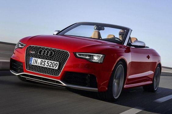 Sonne, Power, Fahrspaß: Audi RS5 Cabriolet