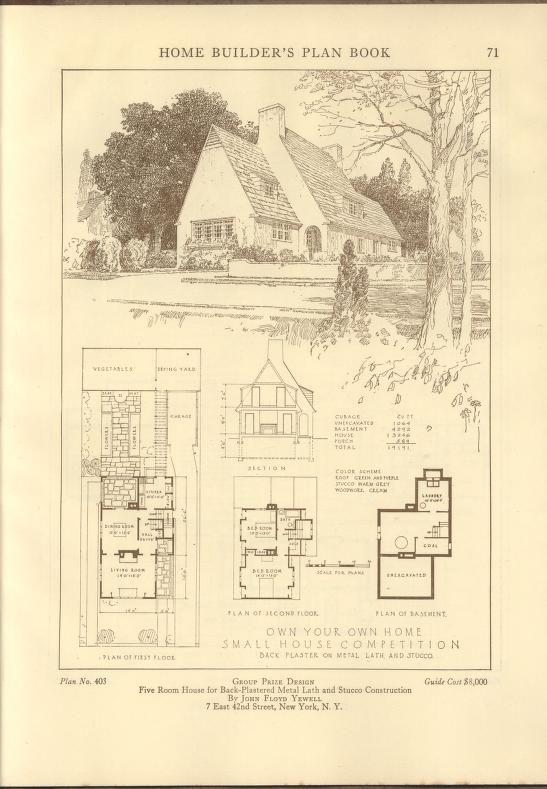 Home Builderu0027s Plan Book