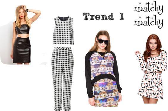 A Trend Breaker §: Spring trends Vol.2