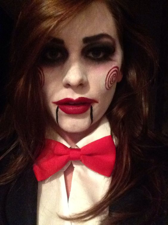 Halloween. Saw. Jigsaw makeup | Halloween ideas ...