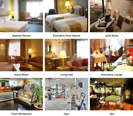 The Puteri Pacific Hotel Johor Bahru Pacific Hotel Johor Hotel