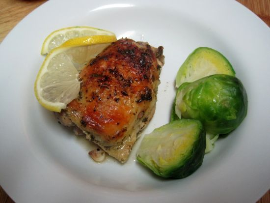Dukan - Lemon Chicken  Attack Phase | Pure Protein (PP) | Cruise Phase | Protein Vegetable (PV)