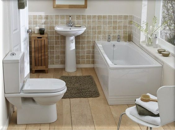 Functional modern small bathroom design ideas and remodeling tips