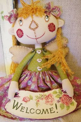 Nkale- boneca de pano
