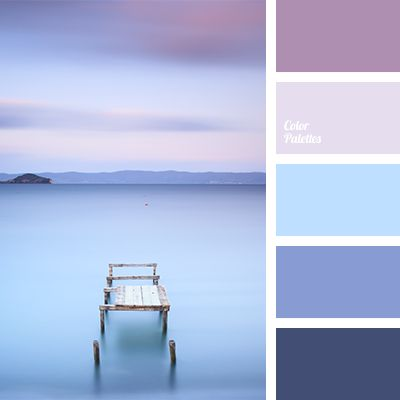 Perfect color combination for a room where you relax, think, and work. Such  colors soothe and force one to engage in creativity - no activity, only