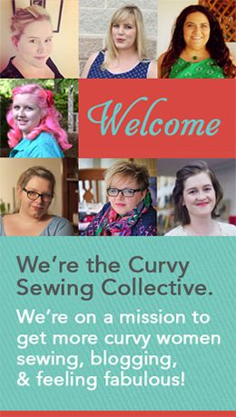 A new website for curvy sewists with tutorials, reviews and body confidence articles!  Curvy Sewing Collective – A Plus Size Sewing Community