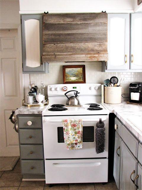 A Wanna Be Spring Kitchen Diy Countertops Kitchen Spring Decor