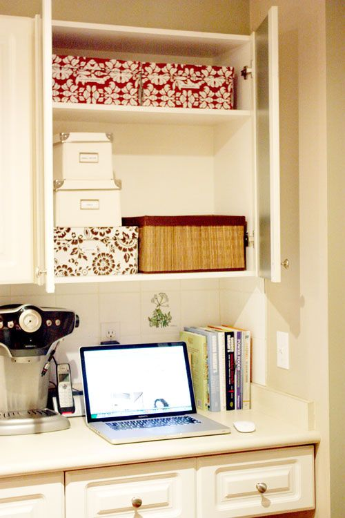visual meringue - home office station