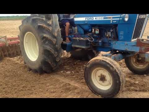 Trator Ford 6600 Youtube In 2020 Ford Youtube Tractors