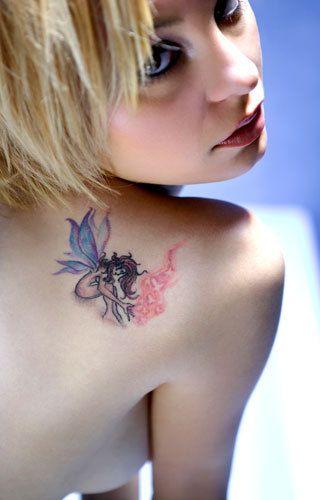 Fairy Tattoo Designs (66)