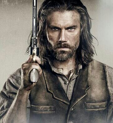 Cullen Bohannon (Anson Mount), Hell on Wheels So weird that he went to my high school.