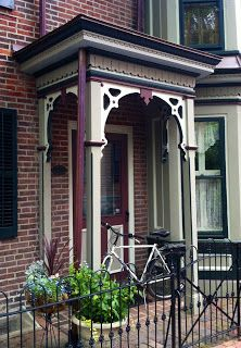 Knickerbocker Style & Design: Porches, Piazzas, and Verandas