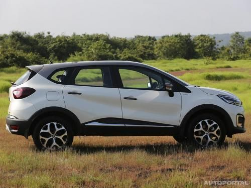Renault Captur Price In India Images Specs Mileage Autoportal