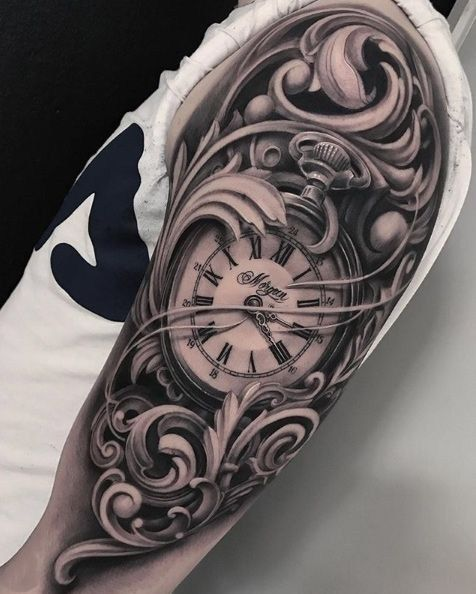 35 Cool Men Tattoo Design Ideas For Spring Watch Tattoos Cool Tattoos For Guys Tattoo Designs Men