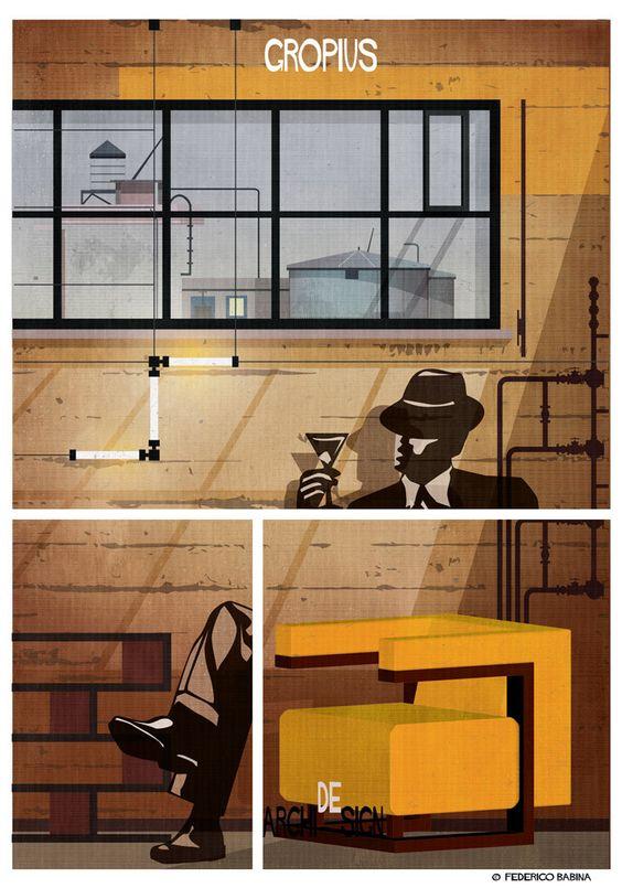 Galeria - ARCHIDESIGN: Estórias do design por Federico Babina - 19