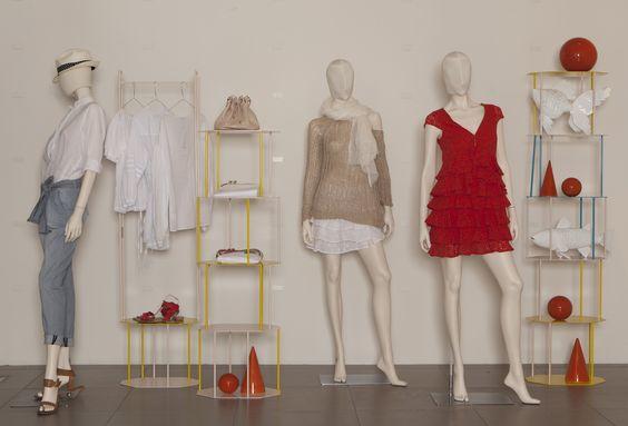 easycomgroup.it | @maxandco | allestimenti in alluminio | collezione primavera estate | moda donna