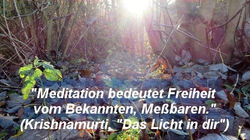 Meditation macht glücklich - Jeden! | manipura.de/blog