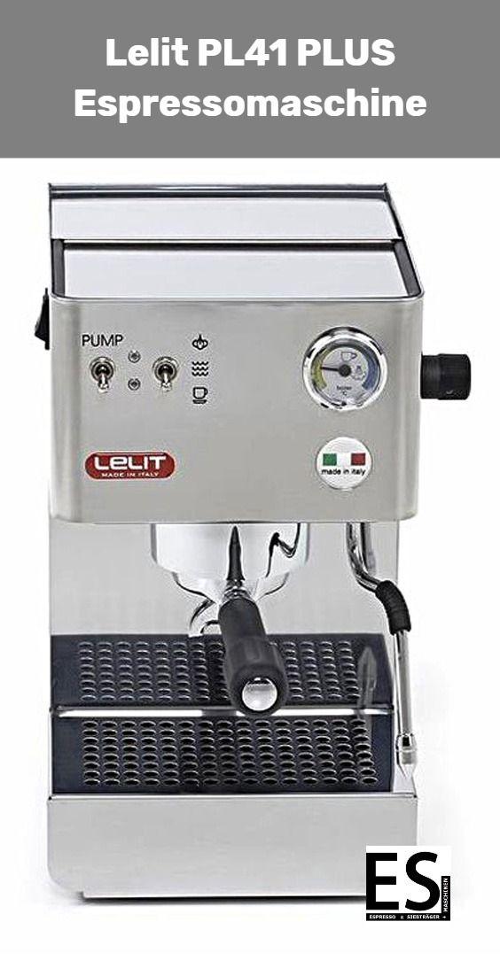 Einkreiser In 2020 Espressomaschine Espresso Kaffee