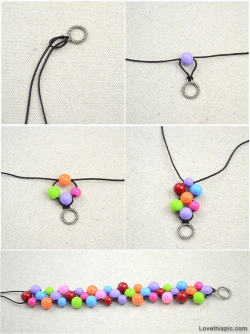 bricolage bijoux bricolage bracelet artisanale rusés faciles: