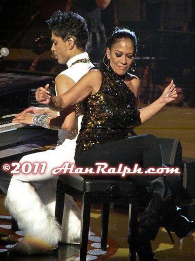 Prince and Shelia E