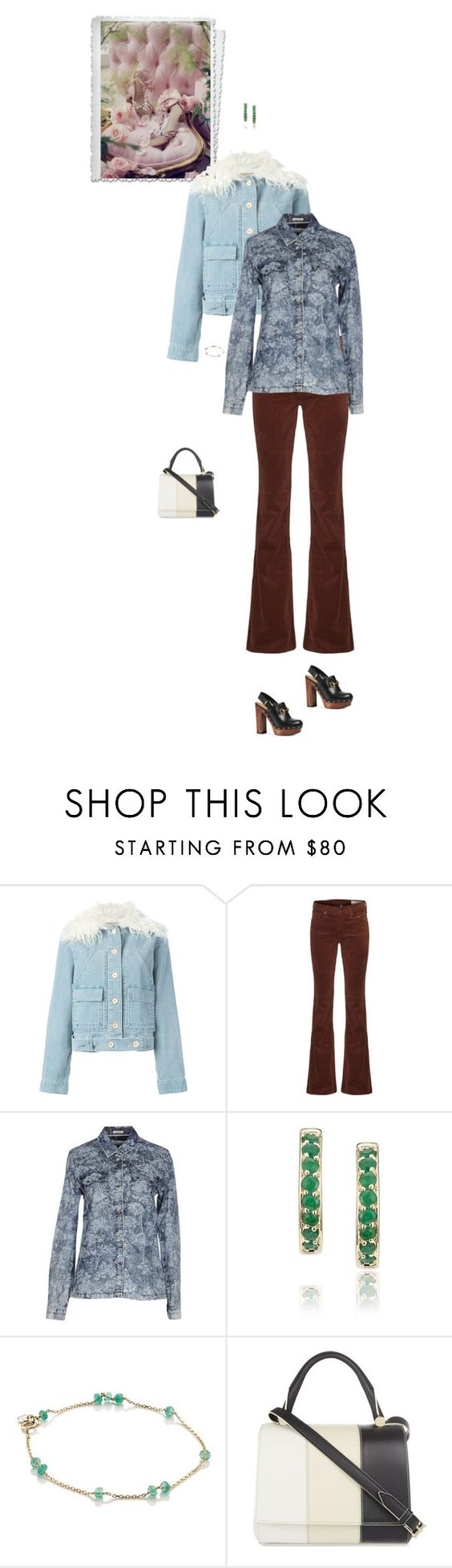 """Unbenannt #6033"" by pretty-girl-in-fashion ❤ liked on Polyvore featuring Chloé, rag & bone, Pepe Jeans London, Laura Lee, MaxMara and Gucci"