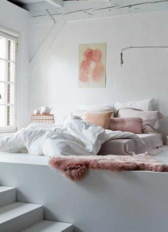 Subtle and dreamy #b  Subtle and dreamy  #bedroom   #pastels