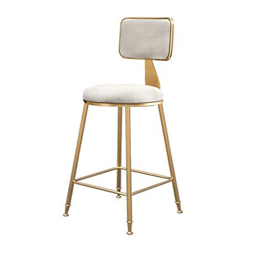 Footstool Bar Stools Barstools High Stool Dining Chair As Kitchen Stool Bar Breakfast Seat White Vel Upholstered Footstool Bar Stools Metal Dining Chairs