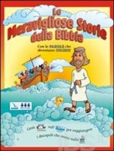 Le meravigliose storie della bibbia. Editore elledici  ad Euro 9.80 in #Elledici #Libri libri per ragazzi non fiction