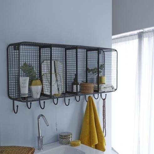 Stella Metal Bathroom Shelf 100 Badezimmer Wandregal Badezimmer