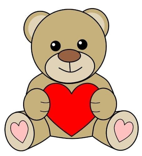 Bar Mit Herz Zeichnen Anleitung Dekoking Com 1 Herz Zeichnen Teddybar Zeichnen Bar Skizze