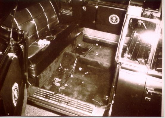 Jfk Kennedy Assassination And Limo On Pinterest