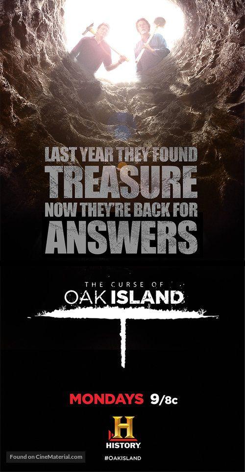 the curse of oak island 2014 movie