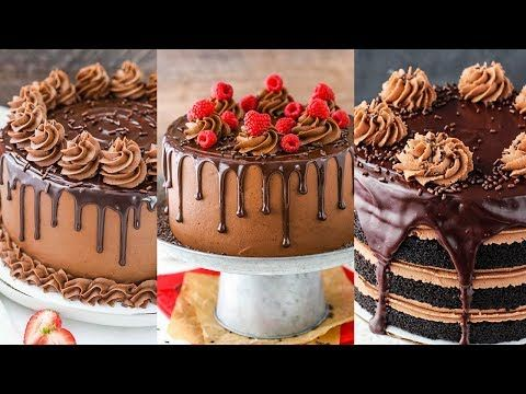 Chocolate Cakes Quick And Easy Cake Tutorials At Home Amazing