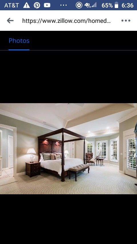 Master Suite In An Estate On Walker Lane Walker Woods Lane Holladay Utah Usa One Of My Favs House Styles House Master Suite