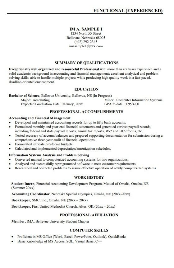 11 Functional Resume Templates Ms Word Excel Pdf Formats Samples Examples Designs In 2020 Functional Resume Template Functional Resume Resume