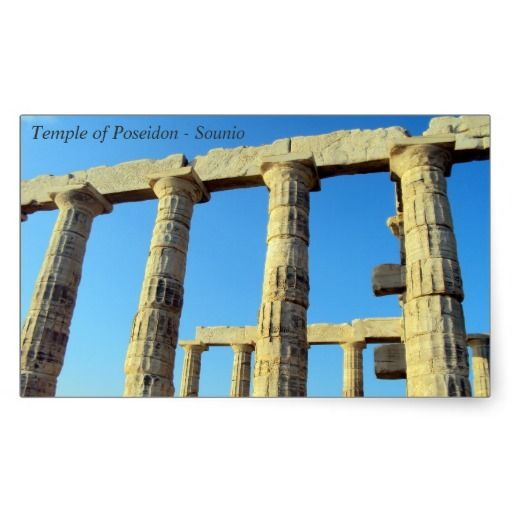 Temple of Poseidon - Sounio
