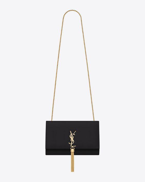 ysl chain shoulder bag