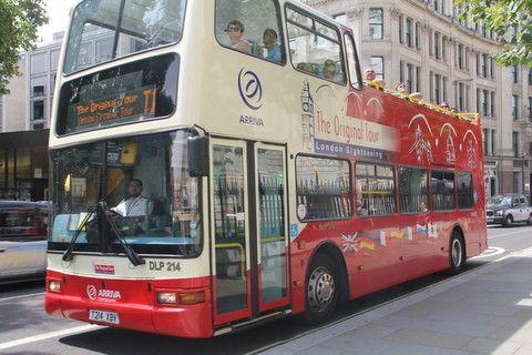 Pra quem quer tranquilidade: ônibus hop-on, hop-off