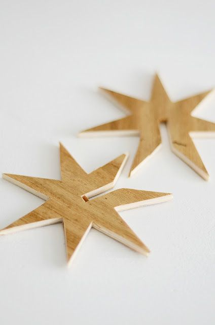 Vorlagen FUr Weihnachtsdeko Aus Holz ~ Oder, Einrichten & Wohnen and Sterne on Pinterest