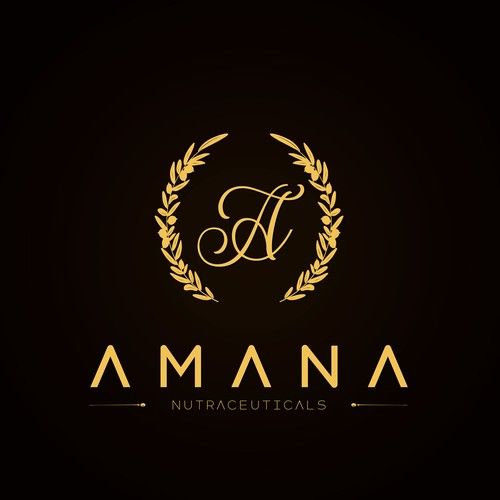 Amana Nutraceuticals Premium Looking High End Logo Needed For Pharmaceutical Company Amana Is A High End Company Logo Design Logo Design Contest Logo Design