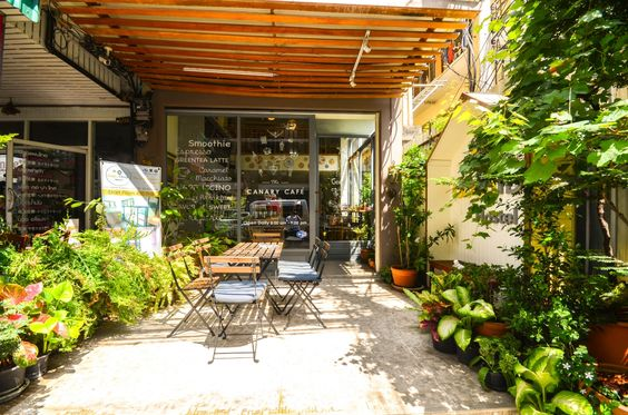 Cute place to stay in central Bangkok