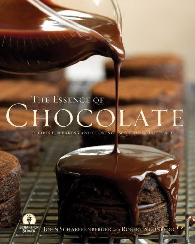 Essence of Chocolate: Recipes for Baking and Cooking with Fine Chocolate by Robert Steinberg,http://www.amazon.com/dp/1401302386/ref=cm_sw_r_pi_dp_OMyIsb0N2MRXAYAM
