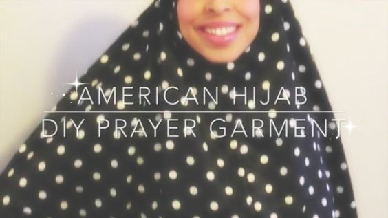 DIY PRAYER GARMENT  (FULL TUTORIAL)