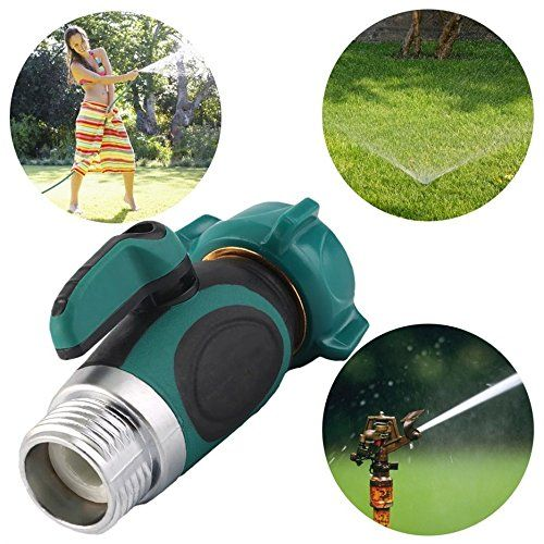 Yard Garden Hose To Hose Shut Off Valve Arthritis Friendly Faucet Extension Qj Read More Reviews Of The Product By Visiti Faucet Gardening Gloves Garden Hose