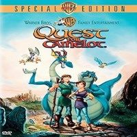 #Action #Adventure #Movies #Warner_Brothers #shopping #sofiprice Quest For Camelot Dvd from Warner Bros. - https://sofiprice.com/product/quest-for-camelot-dvd-from-warner-bros-534955.html