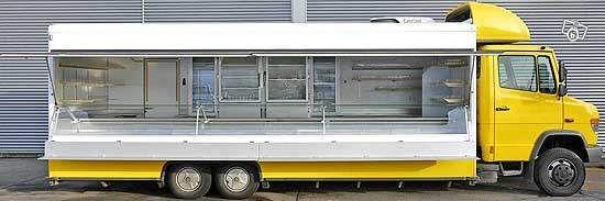 MB 709D 90's Rôtisseur