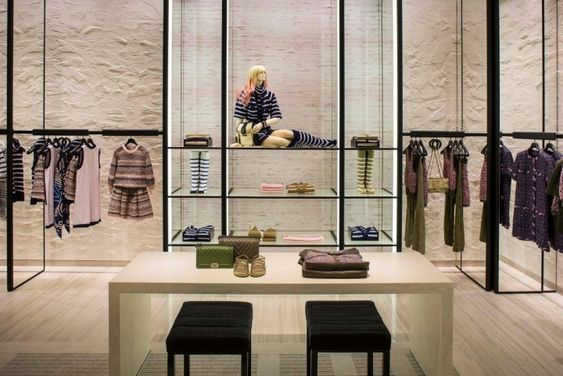 Chanel Store by Peter Marino, Costa Mesa – California » Retail Design Blog