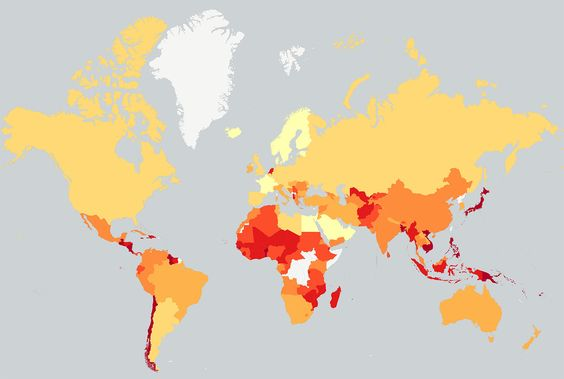 The annual *Fragile States Index*, which looks at the social and economic…