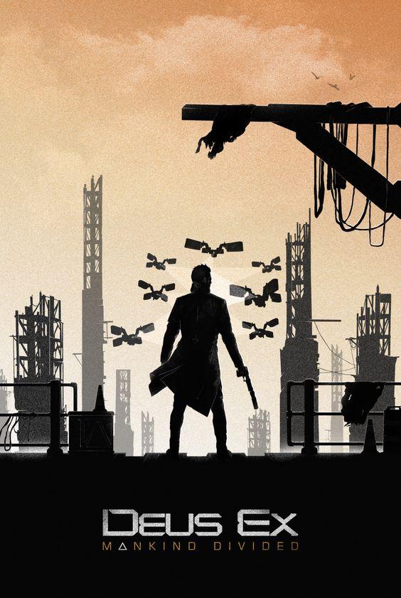Deus Ex: Mankind Divided by shrimpy99