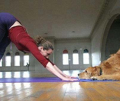 yoga with your best friend!#Repin By:Pinterest++ for iPad#